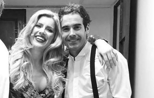 Laurita Fernández y Nicolás Cabré envueltos en rumores de romance