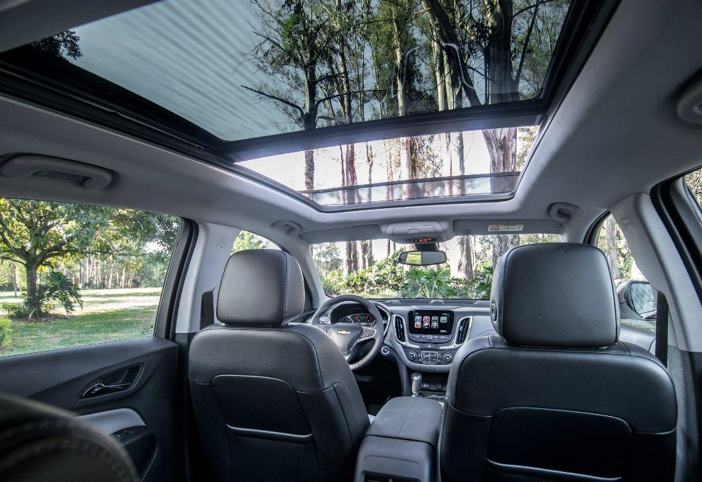 Parabrisas | Equinox: el SUV más exitoso de Chevrolet ya ...