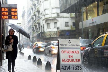 Lluvia Buenos Aires
