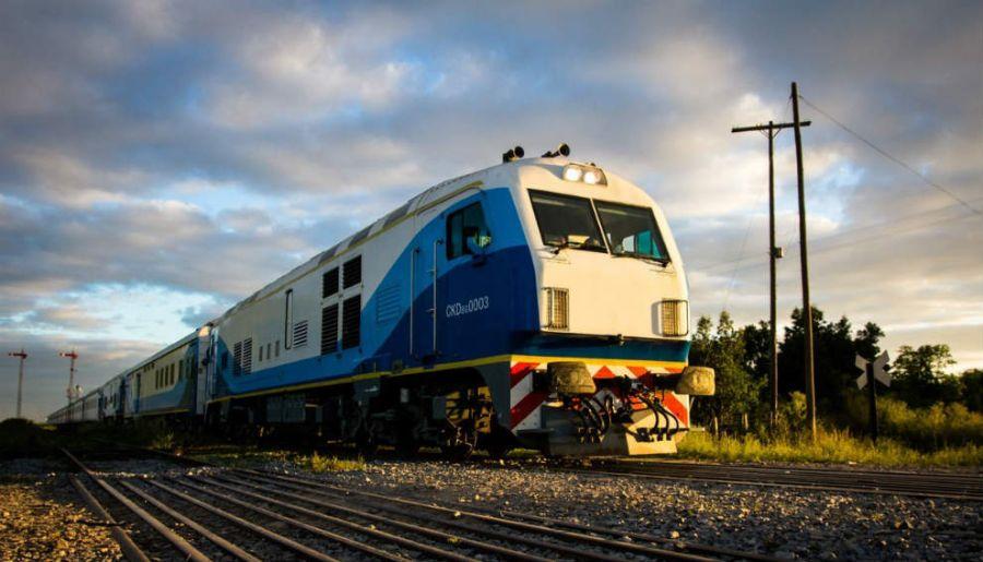 tren exterior