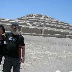 DESTACADA - Nazca Cahuachi 2 Gran Piramide