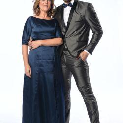 Inés Stork y Facundo Arrigoni