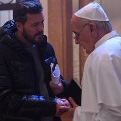 Marcelo y El Papa 3