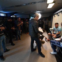 Marcelo y Messi 1