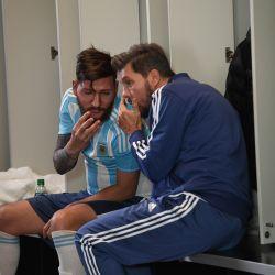 Marcelo y Messi 5