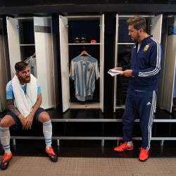 Marcelo y Messi 6