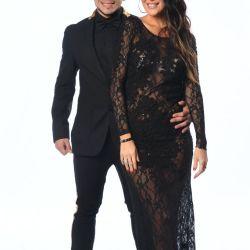 Natalie Weber e Iván Anriquez