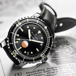 Reloj sumergible Blancpain