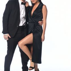 Sofía Jujuy Jimenez y Maxi Buitrago