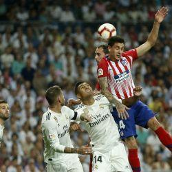 real atletico derbi madrid liga españa ap 1