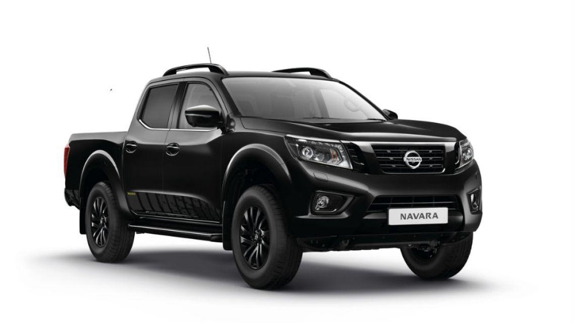 Parabrisas   Nissan lanzó la Frontier N-Guard en Europa