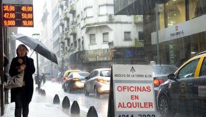 En los próximos meses habrá más precipitaciones en gran parte del país.
