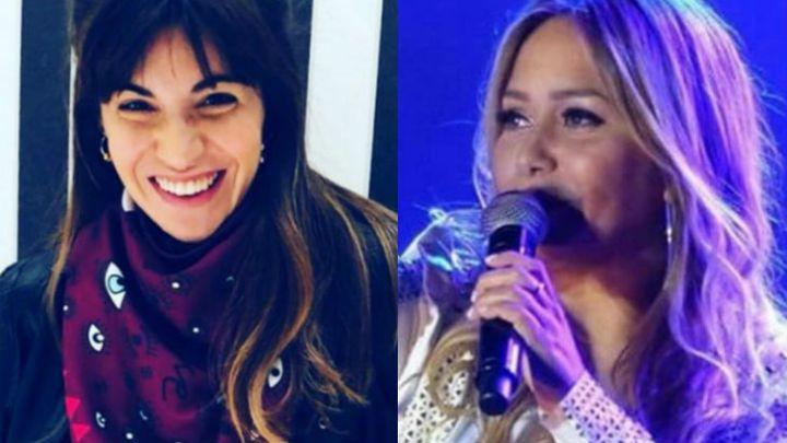 "Gianinna Maradona habló de su vieja rivalidad con Karina ""La Princesita"""