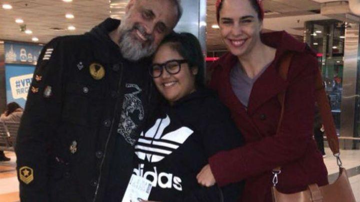 Jorge Rial reveló cómo su hija Rocío dibujaba a su mamá en terapia