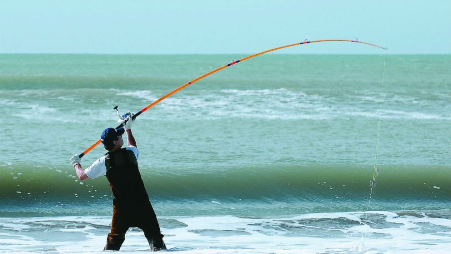 Pesca de costa JF-14