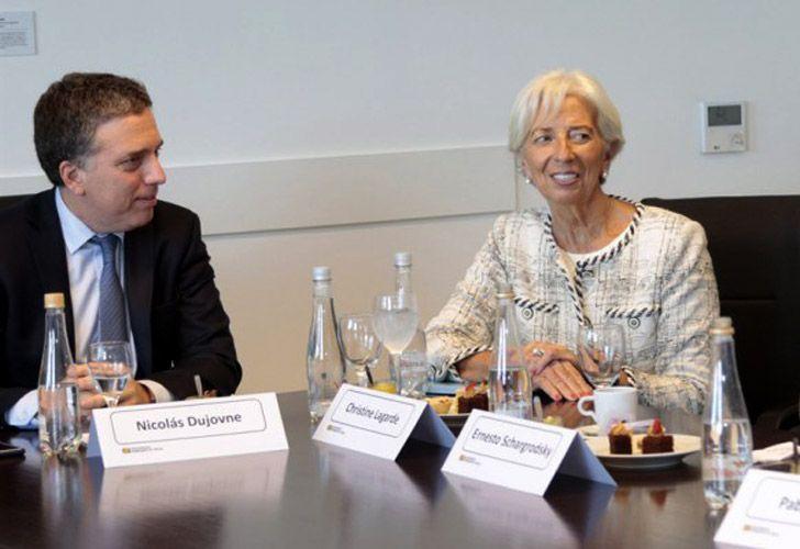 El ministro será recibido nuevamente por el FMI