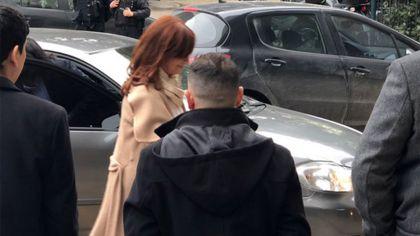 Cristina Kirchner 09092018