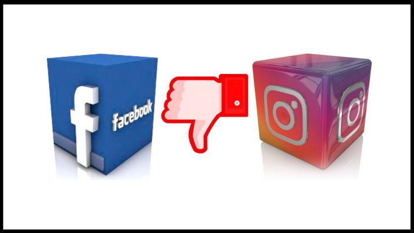 Facebook e Instagram están caídos en varias partes del mundo, incluida Cuba