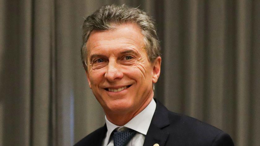 Mauricio Macri recibirá el premio