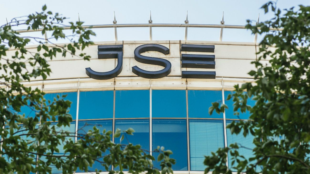 Johannesburg Stock Exchange (JSE).