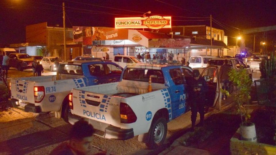 Un adolescente murió en el Chaco en un intento de saqueo