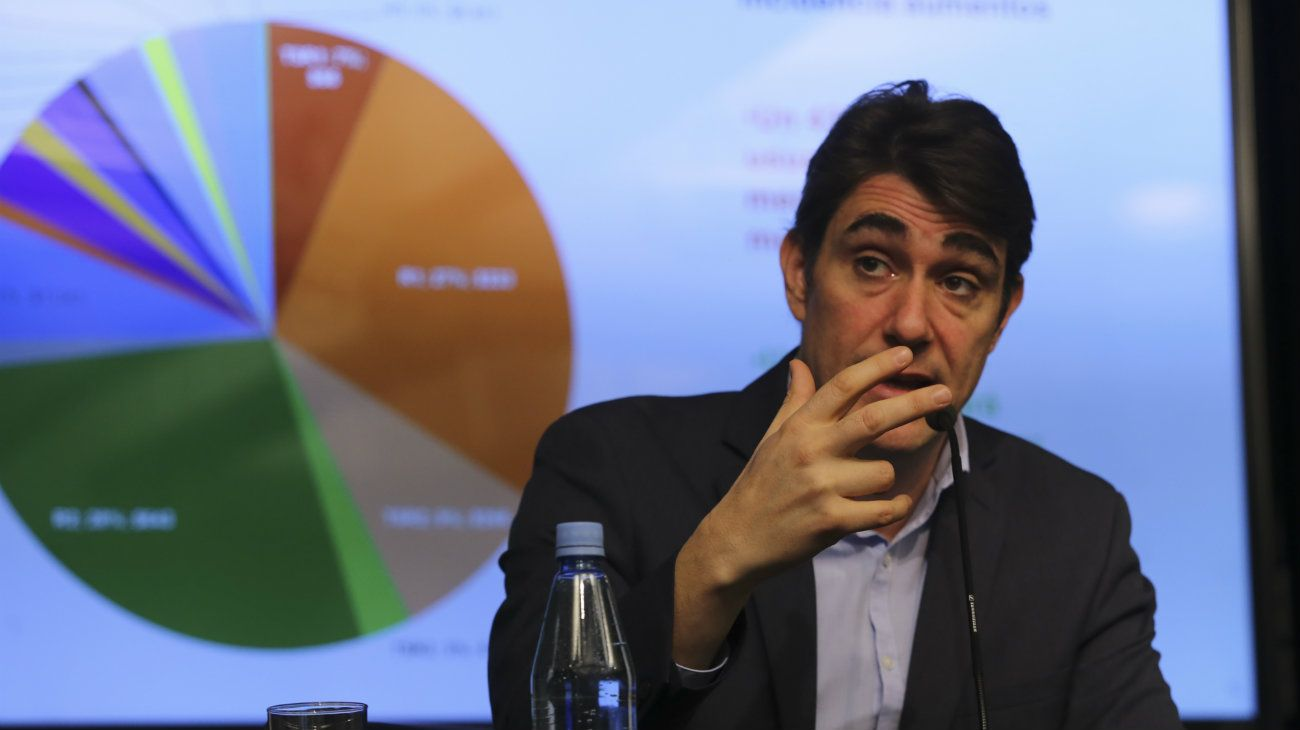 Javier Iguacel, secretario de Energía.