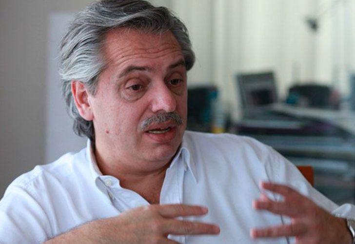 Alberto Fernández fue escrachado en un restaurante de Puerto Madero.