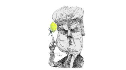 mauricio macri donald trump limones temes 20180908