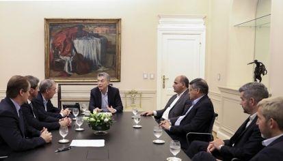LA POSTAL DESEADA. Macri espera un acuerdo con los gobernadores para un 2019 con grandes desafíos, por la necesidad de ajustes y aumento de demandas sociales.