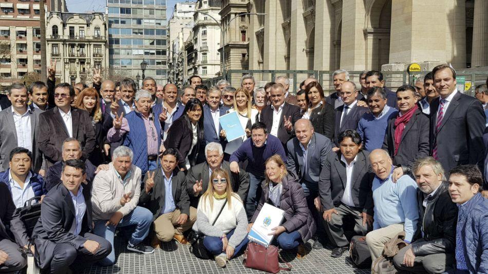 intendentes peronistas