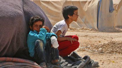 Refugiados Siria Turquía 09102018