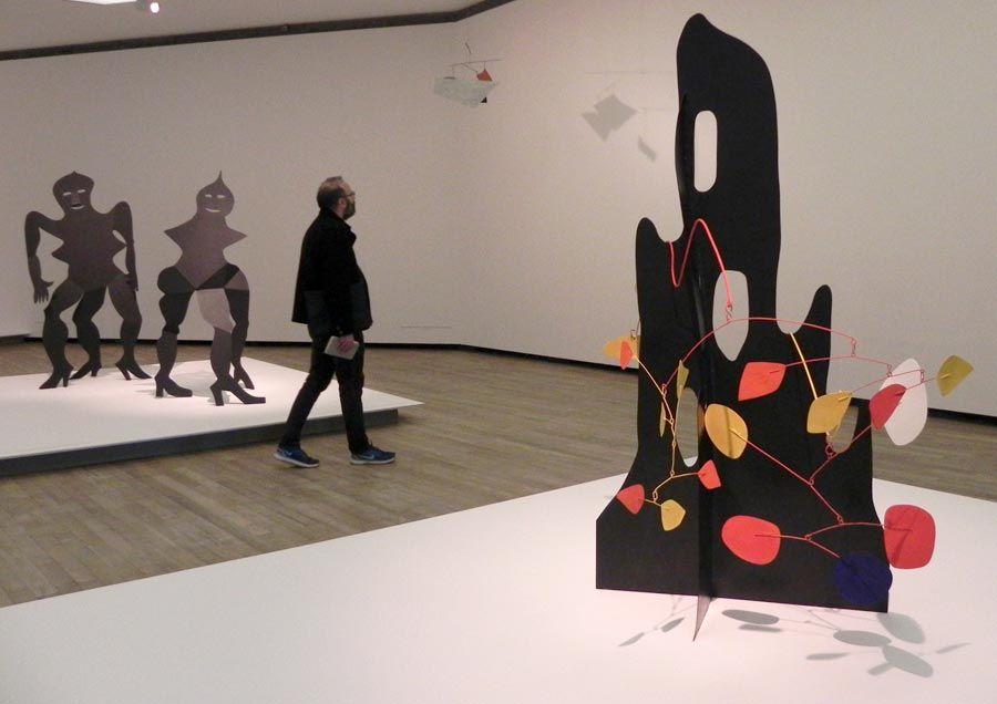 Alexander Calder. Teatro de Encuentros. Fundación Proa.