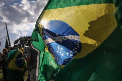 Army Captain, Rainforest Warrior or Prisoner: Who'll Rule Brazil?