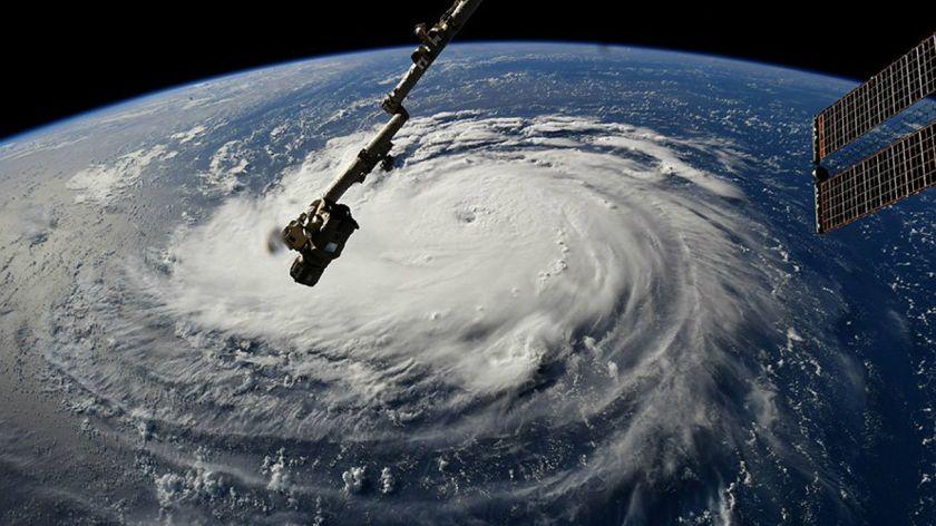 ee uu se prepara para el peligroso huracán florence perfil