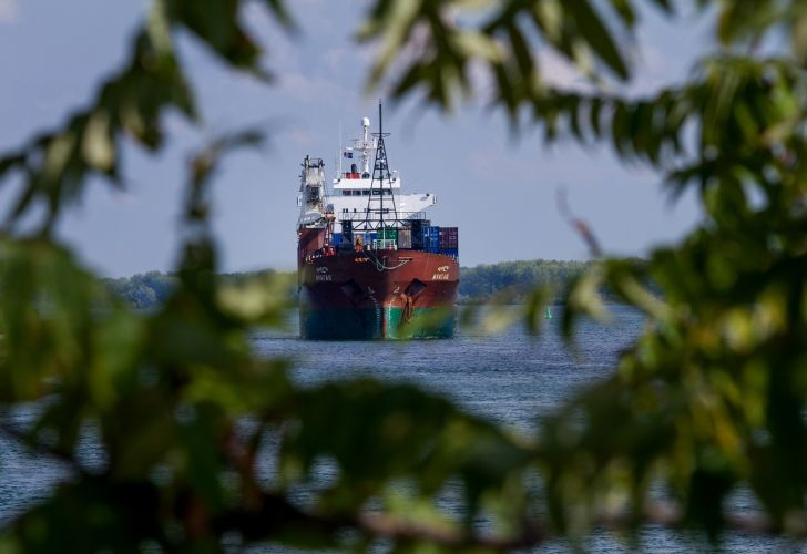 Operations At The Ports Of Becancourt And Quebec City Ahead Of Wholesale Trade Figures
