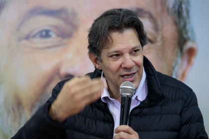 Workers' Party And Communist Party Of Brazil Announce Alliance Backing Former President Lula