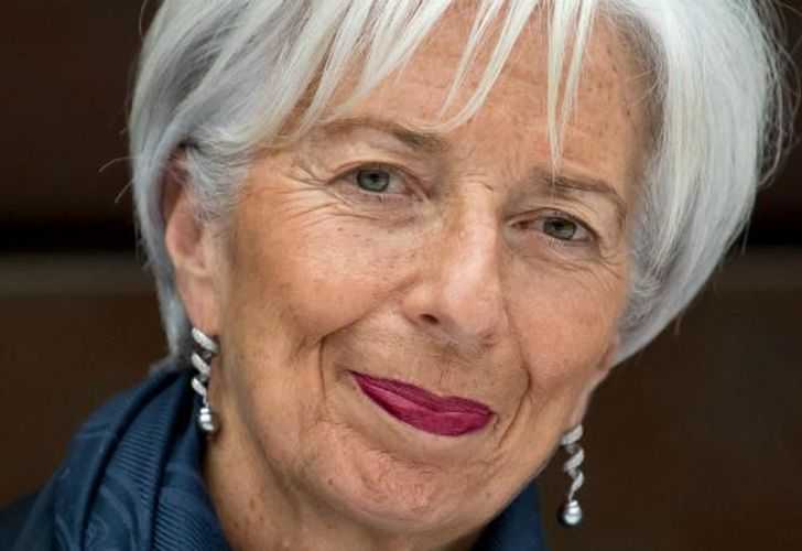 Cristine Lagarde 09122018