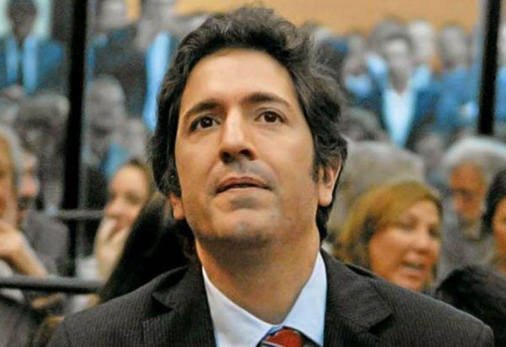 El juez federal Sebastian Casanello