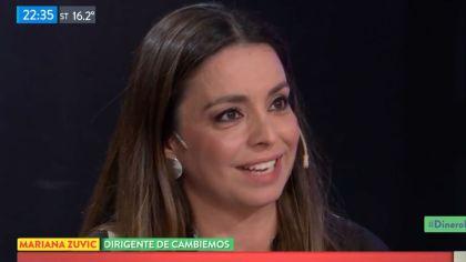 Mariana Zukic estuvo en 'Ya Somos Grandes'.