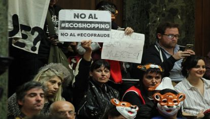 Ambientalistas se mostraron en contra de la concesión de edificios del ex zoo.