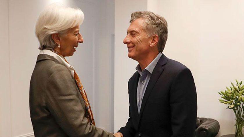 Apelan cierre de investigación contra Macri por préstamo del FMI
