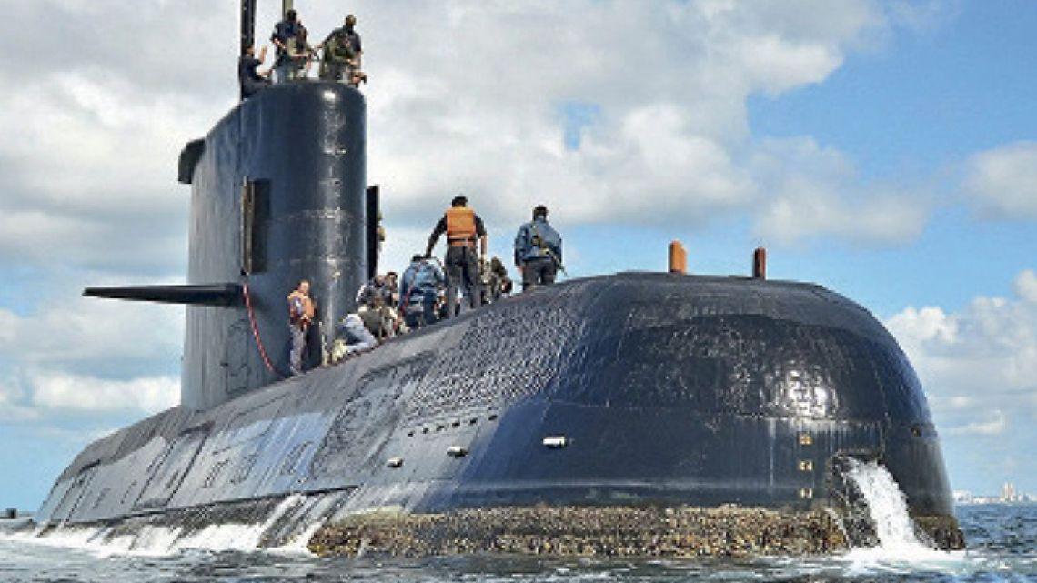 The ARA San Juan went missing on November 15, 2017.