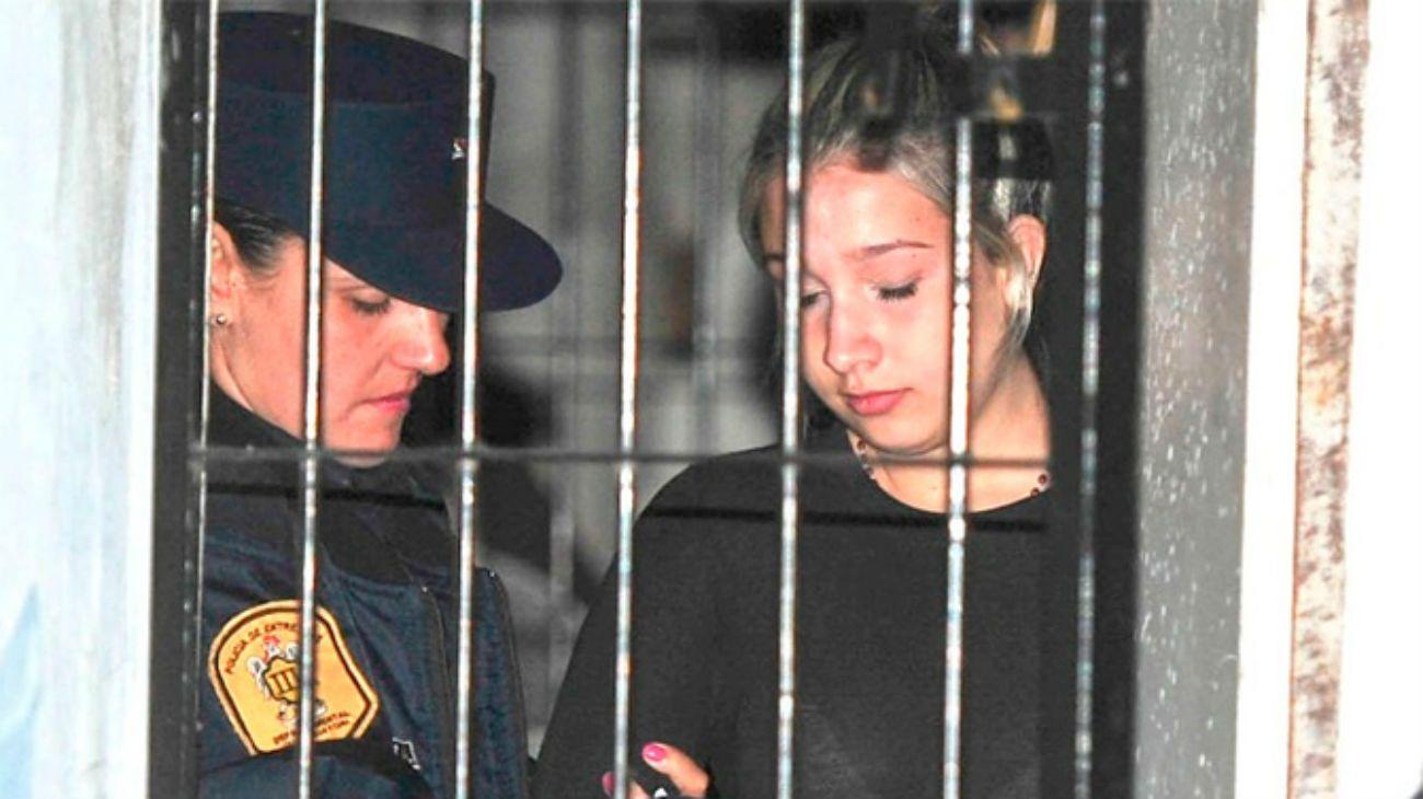 El hijo de un narco pidió reunirse en la cárcel con Nahir Galarza para profundizar su noviazgo