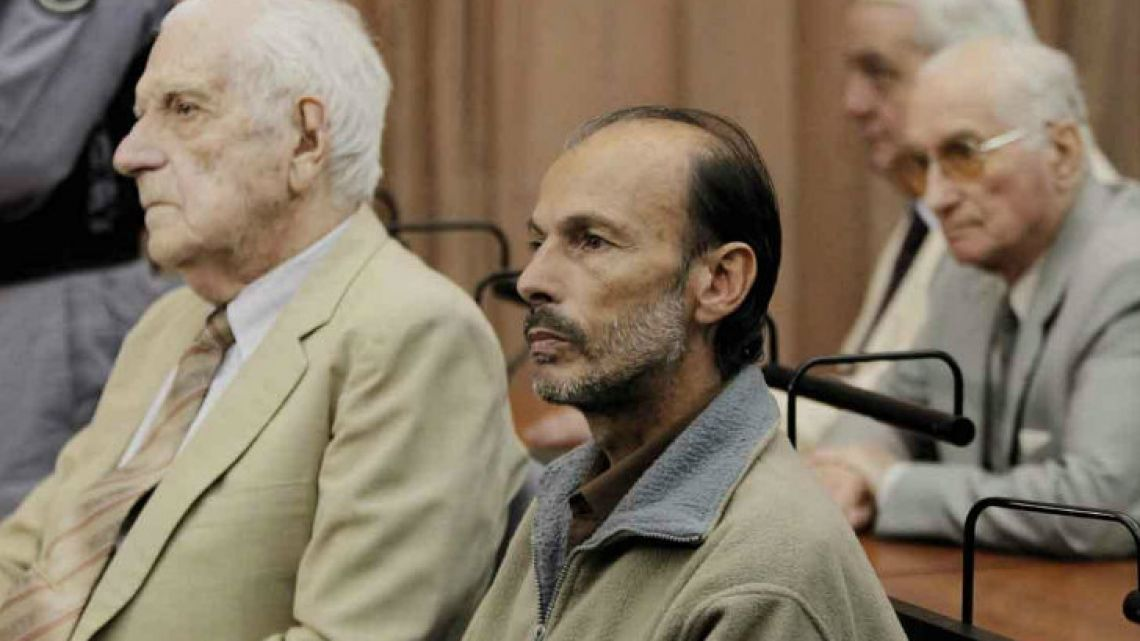 Luis Muiña sentenced to life prison.