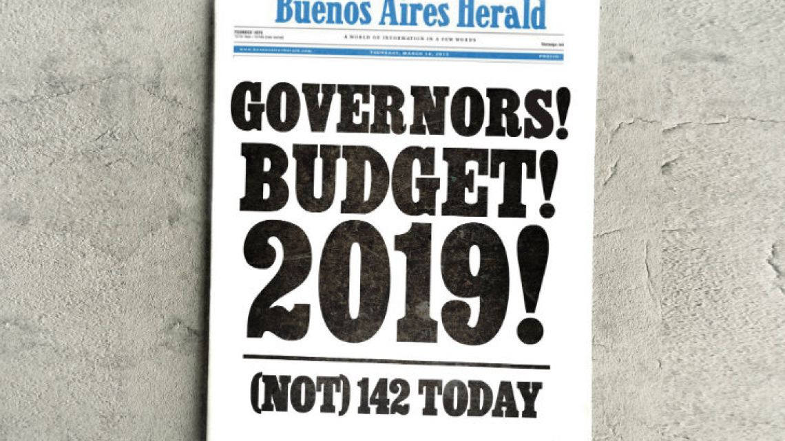 What are we expecting for 2019 budget?