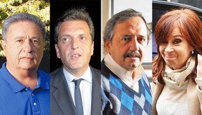 Otro tiempo. Eduardo Duhalde, Sergio Massa, el propio Ricardo Alfonsín y Cristina Kirchner proponen soluciones e ideas viejas.