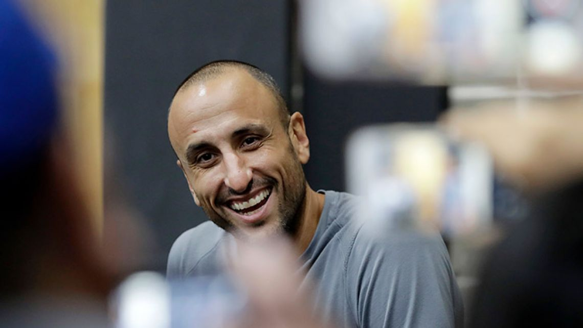 Manu Ginóbili recently retired at age 41 after 16 seasons with the Spurs and helping them win four NBA championships.