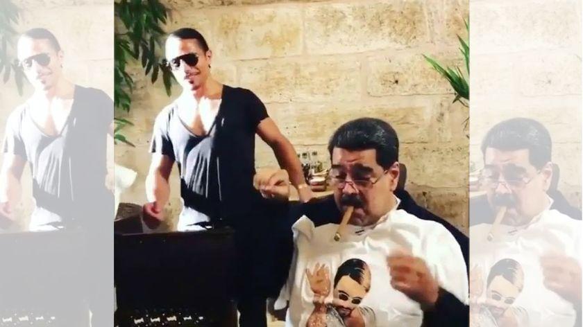 El banquete de Maduro en un restaurante de Estambul indigna a venezolanos
