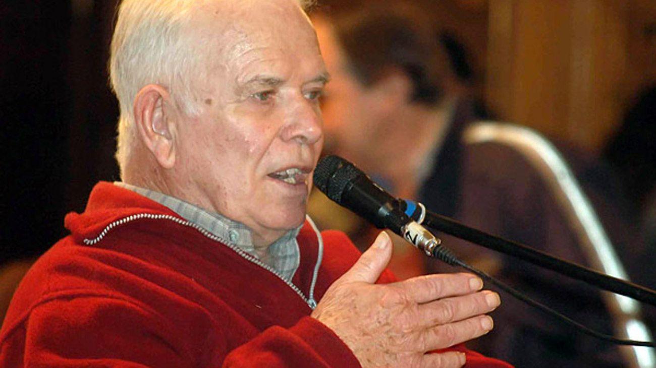 Se cumplen 12 años de la desaparición de Jorge Julio López.