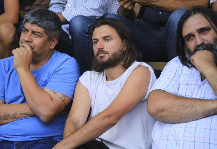 La oposición repudió la detención de Juan Grabois y reclamó su liberación |  Perfil